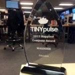 Magoosh Wins Happiest Company Award!