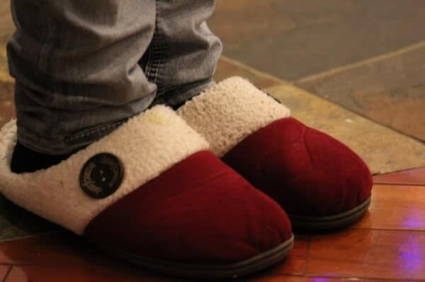 Overlooked Dorm Essentials - Slippers