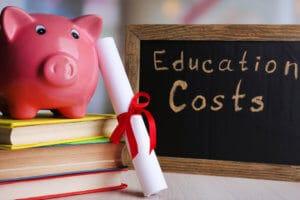 Piggy Bank - Praxis Test Costs