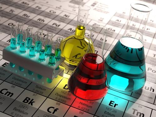 Praxis II Chemistry