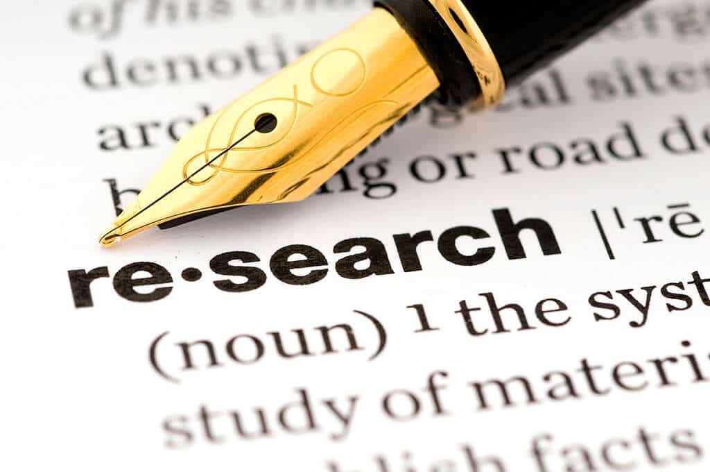 Praxis Core Writing Research Skill Questions