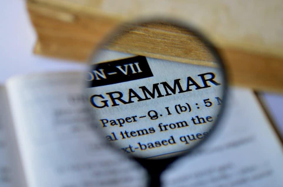 Praxis Core Writing Practice Language Skills