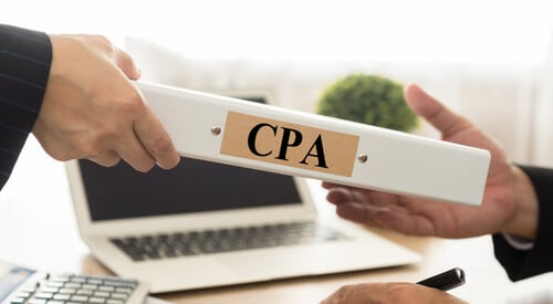 Jobs That Require The CPA Exam