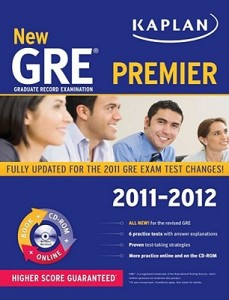 kaplan gre book review