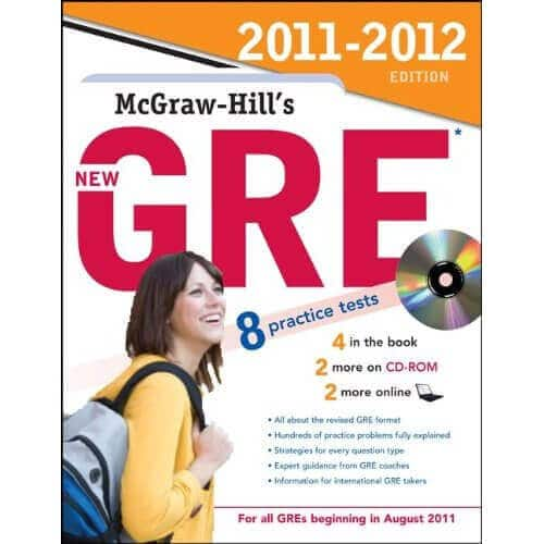 gre test book reviews