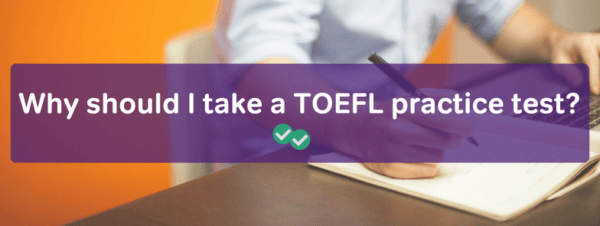 Why are you preparing to take the toefl test essay
