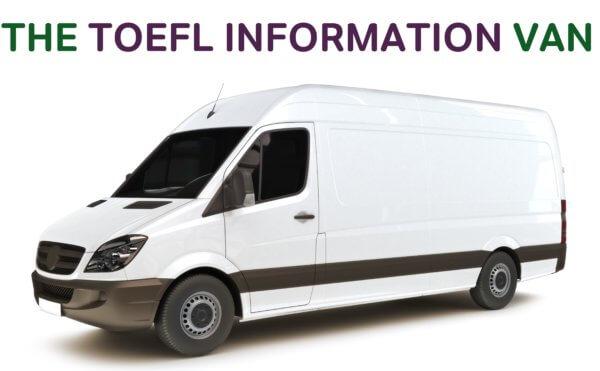 what is the toefl information van