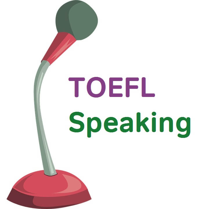 toefl speaking The toefl speaking section is a rapid-fire 20 minutes of reading, listening, jotting down notes, and (most of all) speaking there's a lot to do and keep track of.
