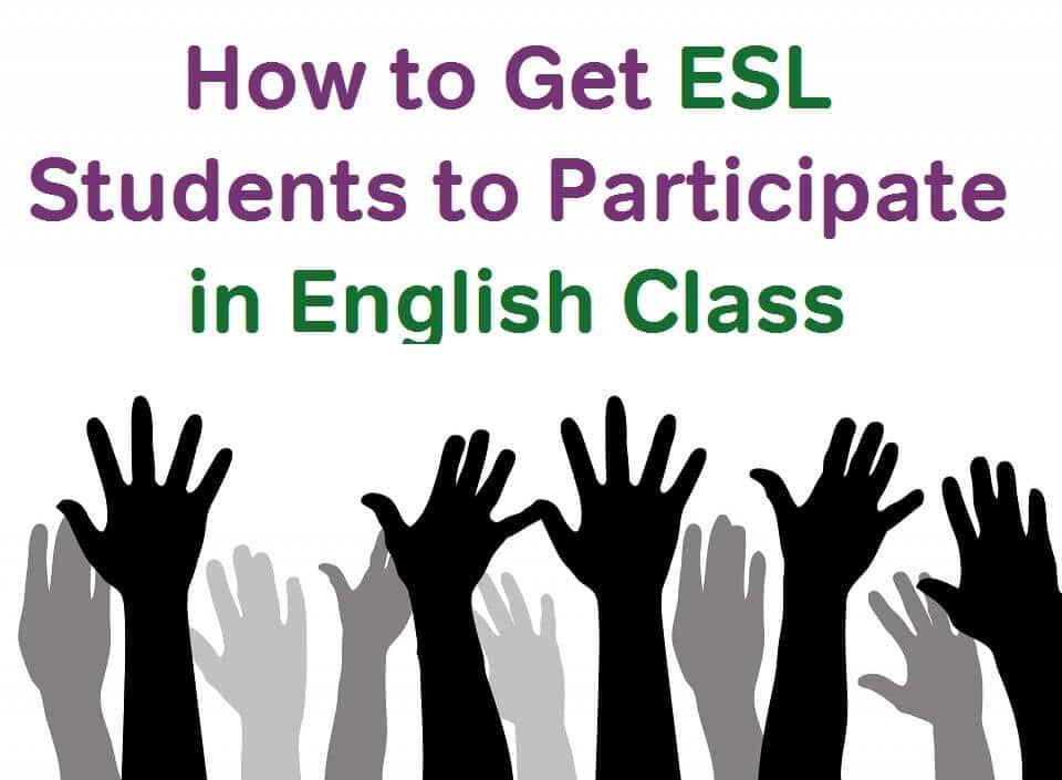 english teachers get students talk