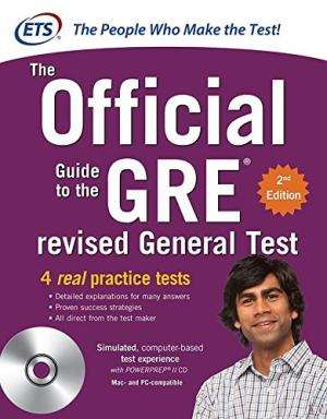 Suggest some books for GRE pls....?