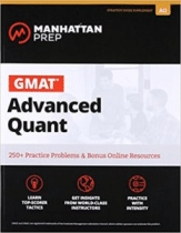 Manhattan GMAT Advanced Quant (Book Review)