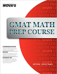 Nova's GMAT Prep Math Course (Book Review)